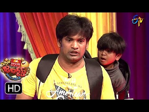 Punch Prasad, Naughty Naresh Performance | Extra Jabardasth | 16th February 2018  | ETV Telugu