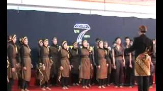 Gundul-Gundul Pacul & Soyang PSM Voca Al-Kindi UMS
