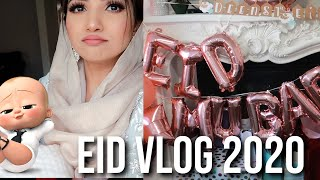 EID VLOG| Meet the new member of the family! What I did on Eid
