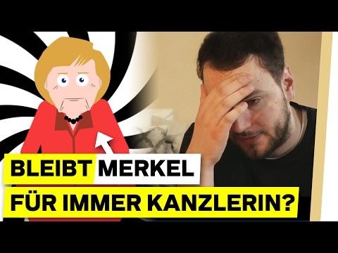 Bleibt Merkel für immer Kanzlerin?