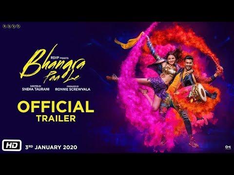 Bhangra Paa Le - Official Trailer   Sunny Kaushal, Rukshar Dhillon   Sneha Taurani