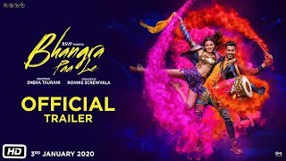 Rukshar Dhillon's Dance Movie Bhangra Paa Lee Trailer