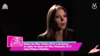 Entrevista exclusiva Ivanna Vale, reina del Reinado Internacional del Café 2013