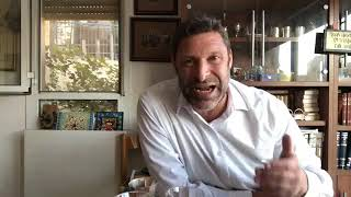 Ari Fuld's Last Video: Did Moshe give Yehoshua the worst or best advice for a leader?