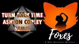 Turn Back Time - Shannon Parnell, Ft. Chazelle Cromhout - Ashton Copley Remix: Radio Edit