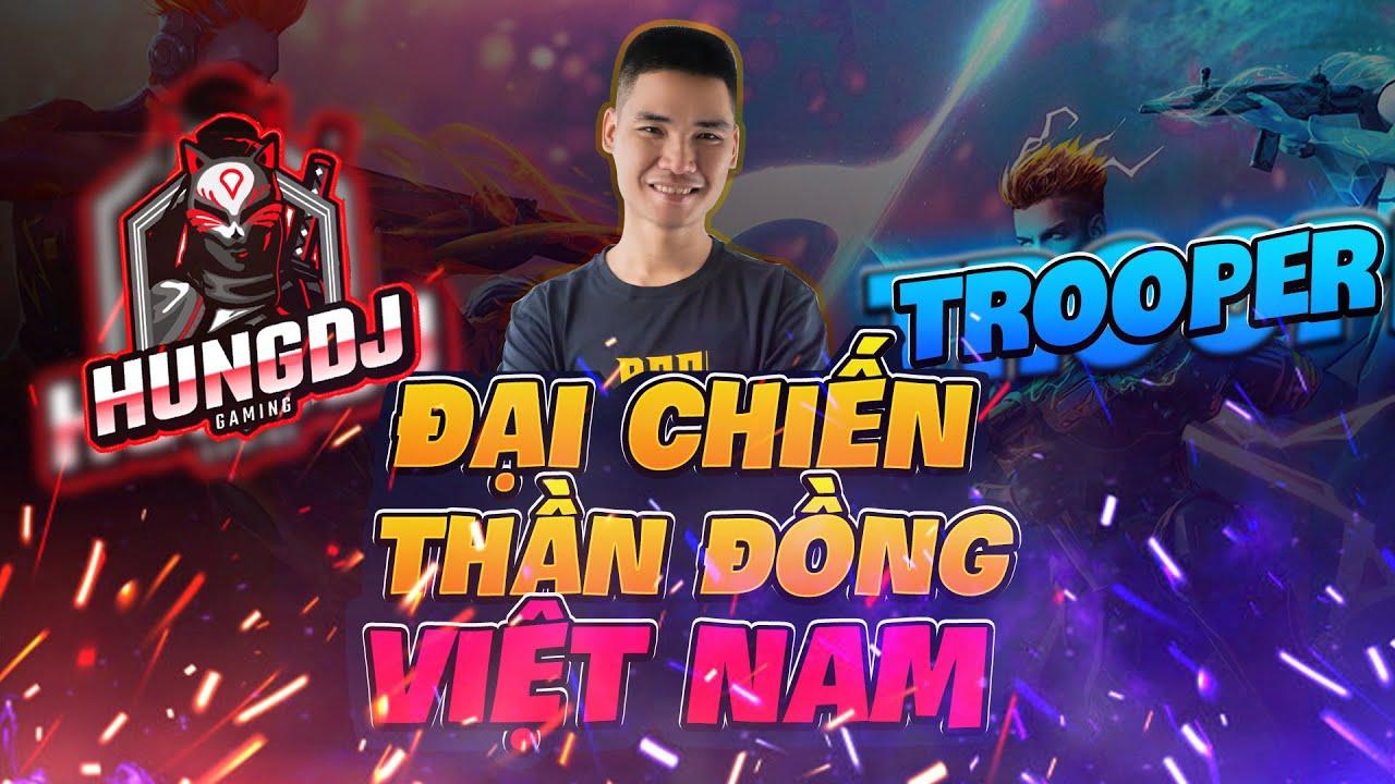 Thần Đồng FF Việt Nam Đại Chiến : Đôi Tay Huyền Diệu !