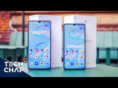 Huawei P30 Pro UNBOXING - Your Next Phone?   The Tech Chap