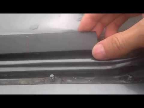 Roof rack rails install Honda pilot 2011 2012 2013 2014 2015