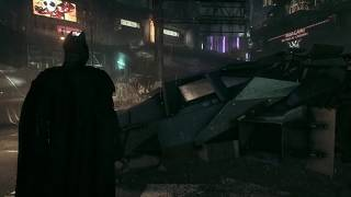 BATMAN™_ ARKHAM KNIGHT Tumbler