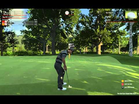 Bay Hill Gameplay (1/2)