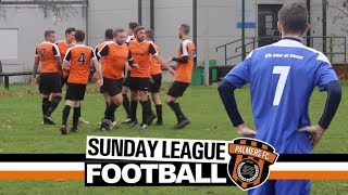 Sunday League Football - IT'S NOW OR NEVER!