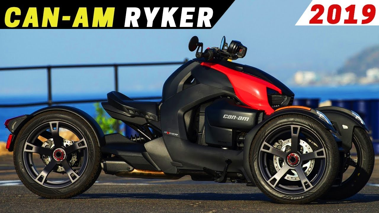 new 2019 can am ryker updated with new engines options. Black Bedroom Furniture Sets. Home Design Ideas