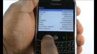 видео Blackberry перенести контакты