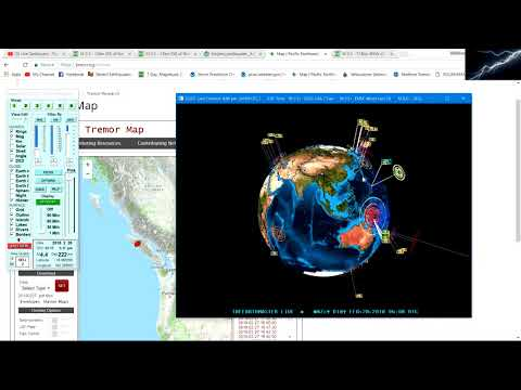 2.3 Earthquake in Virginia.. Pacific plate unrest 2/27/2018