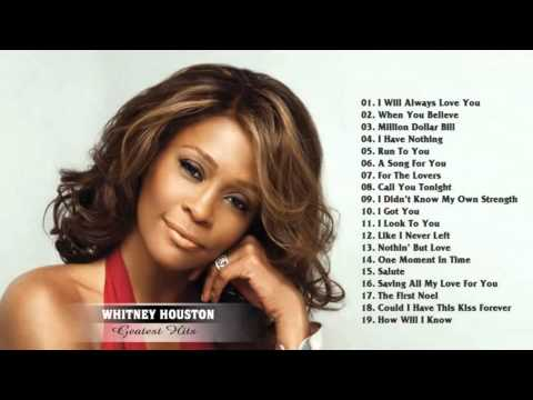 Best Songs Of Whitney Houston - Whitney Houston Greatest Hits