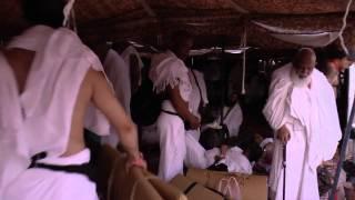 Arafah - Maghrib Time