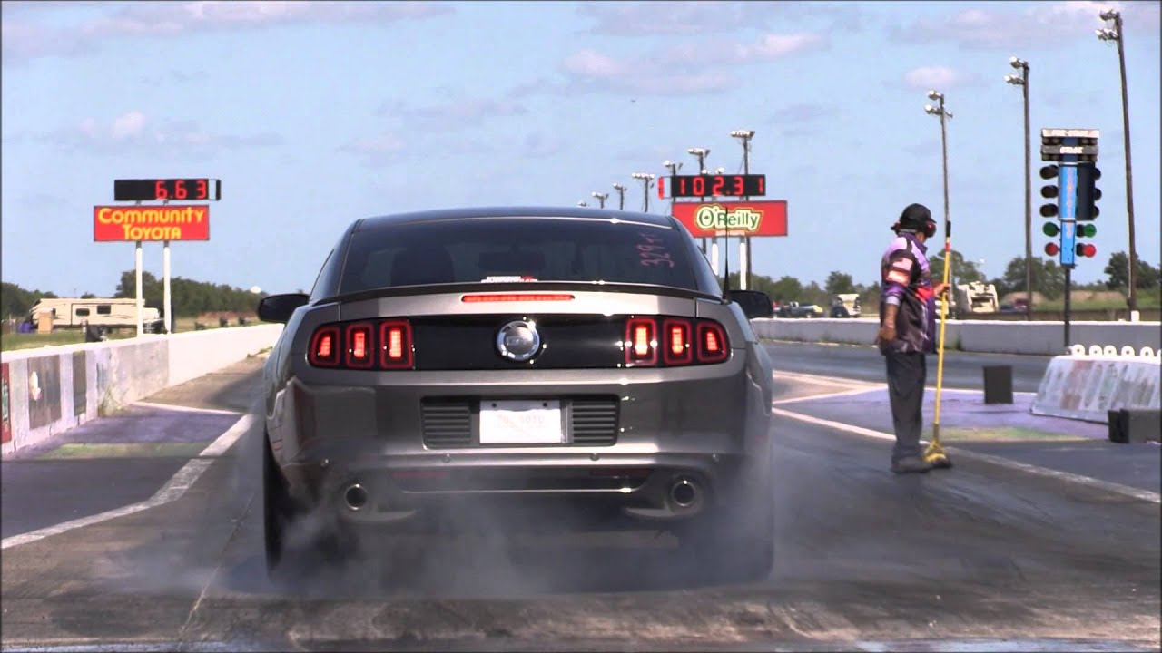 14 Mustang Gt 1 4 Mile >> 2014 Mustang Gt 12 2 1 4 Mile Youtube