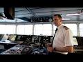 Mød Mærsk-kaptajnen på verdens største containerskib