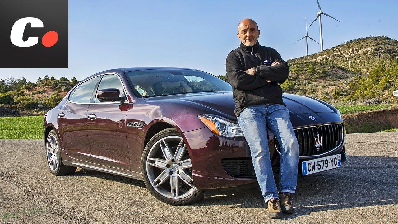 maserati quattroporte | prueba / test / review en español | coches