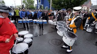 MOST LEGENDARY 6-WAY DRUM BATTLE!!!