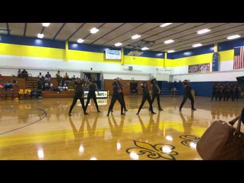 EOE Drumline Sandalwood High School 11.18.15