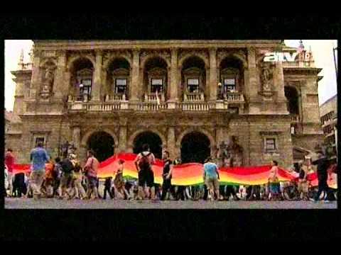 16th Budapest Pride -- Gay Pride Budapest 2011 ATV