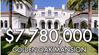 Disney's Golden Oak | $7.8M Mansion in the Four Seasons Private Residences