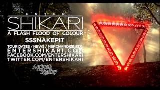 ENTER SHIKARI - 3: Sssnakepit - A Flash Flood Of Colour [2012]