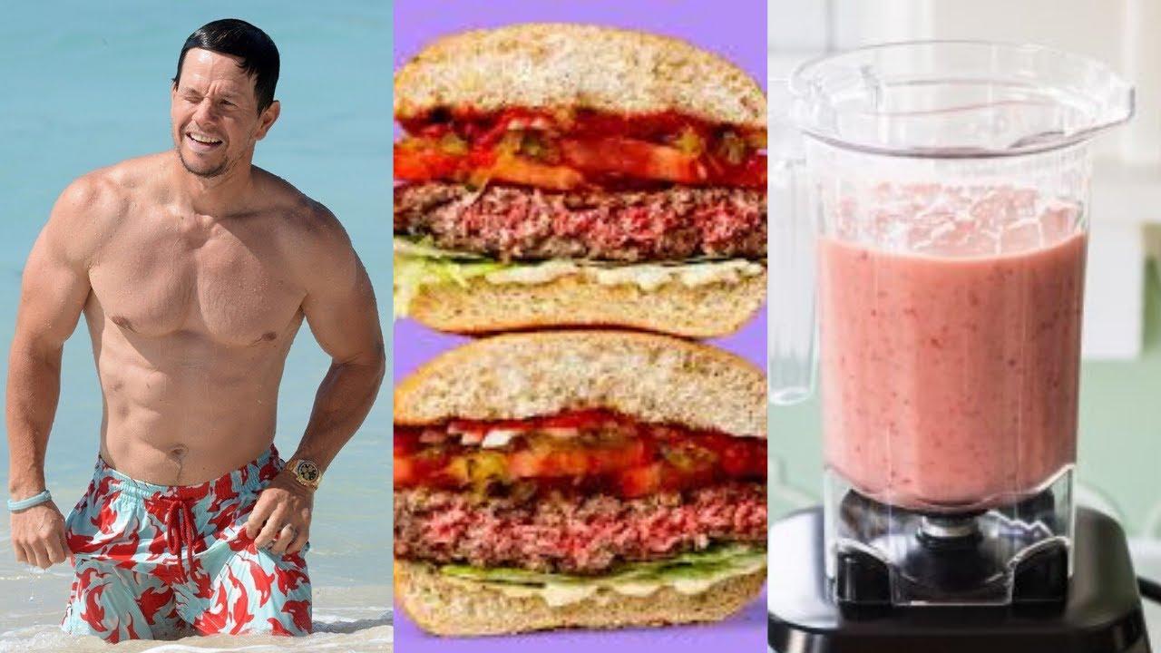 mark wahlberg keto diet