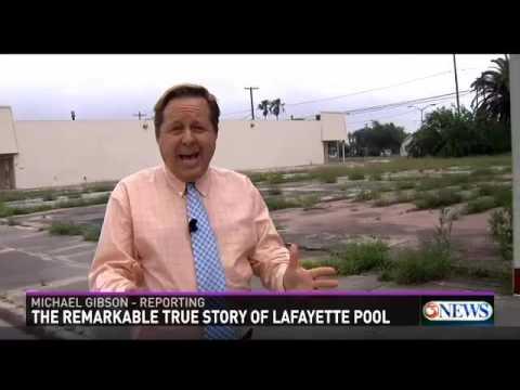Lafayette Pool Number One U.S. Tank Commander is History