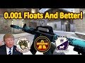 CSGO Trade Ups - Low Float Operation Skins - HOW TO PROFIT!!