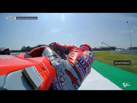 Ducati OnBoard: 2018 PTT Thailand Grand Prix