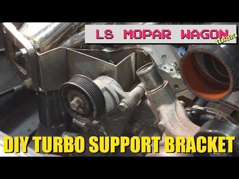 PoF // Ep 65 - DIY Turbo Support Bracket