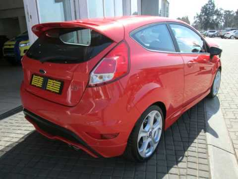 2015 ford fiesta st 1 6 ecobooster auto for sale on auto. Black Bedroom Furniture Sets. Home Design Ideas