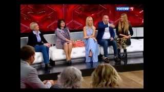 """Валерия и Иосиф Пригожин """"Прямой эфир с Б Корчевником"""""""