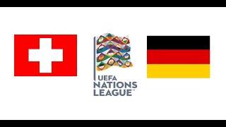 Швейцария Германия футбол обзор матча голы 06 09 2020 Лига Наций обзор матчей онлайн трансляция