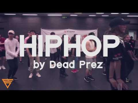 Hiphop - Dead Prez | Ellen Kim Choreography | Swaggout 5 Masterclass