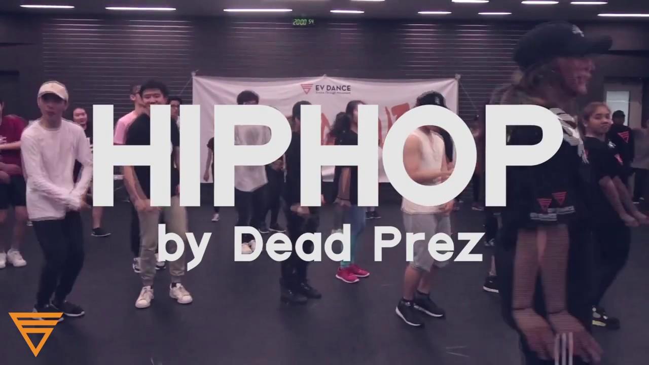 Ellen Kim Choreographer Hiphop - Dead P...