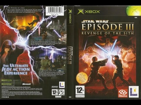 Star Wars Episode Iii Revenge Of The Sith Video Game Review Youtube