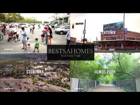 San Antonio Neighborhoods