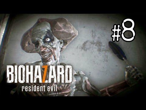 Biohazard 7 #8 殺人魔的惡趣味  (生化危機 7 中文版)