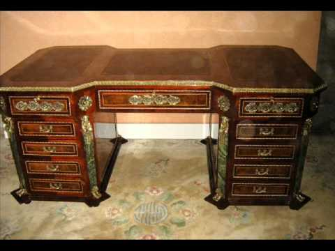 New York fine antiques, French antique furniture Gallery Fur