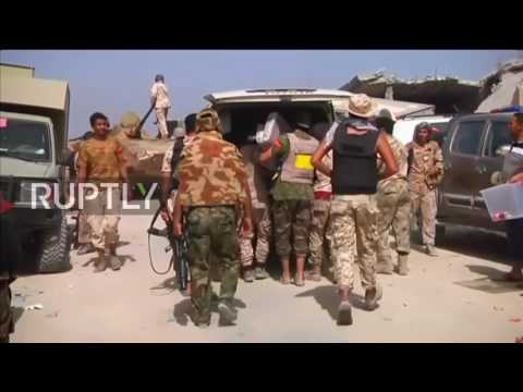 Libya: GNA makes final push against IS in Sirte