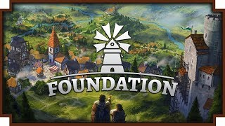 Foundation - (Medieval Village Building Game) [2020]