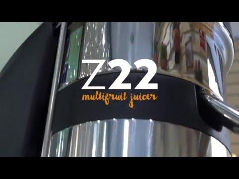 ZUMMO Z22. Multifruit juicer