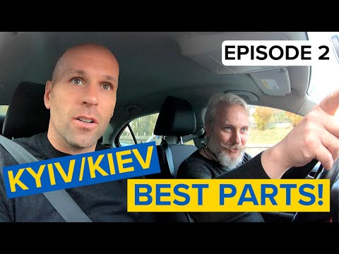 KYIV/KIEV, UKRAINE - Best Parts! 🇺🇦(episode 2)