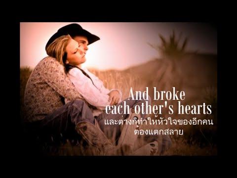 เพลงสากลแปลไทย #123# Remember When - Alan Jackson (Lyrics&Thaisub) ♪♫♫ ♥