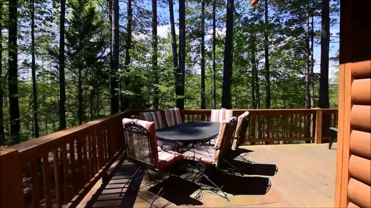 watch lake carolina a north cabin western cabins house vacation the rental