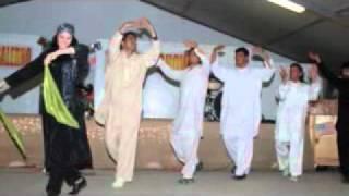 Pashto Mast attan song germany 2014 zadran songs