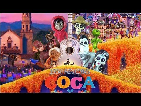 Coco (Resumen/Parodia)